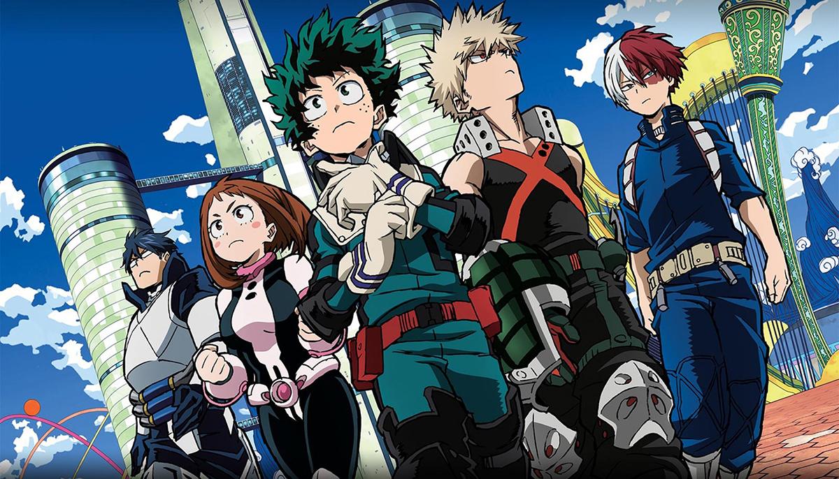 bl动画资源下载_我的英雄学院第四季下载 - Animex动漫社