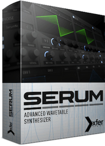 Xfer Records Serum 1.33b4 破解版 – 音频制作及合成软件