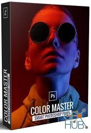 Color Master Smart Photoshop Panel 破解版 – PS快速色彩校正PS扩展面板