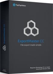 ExportMaster CC 1.0.3 for Adobe Photoshop 破解版 – 图像导出大师扩展面板