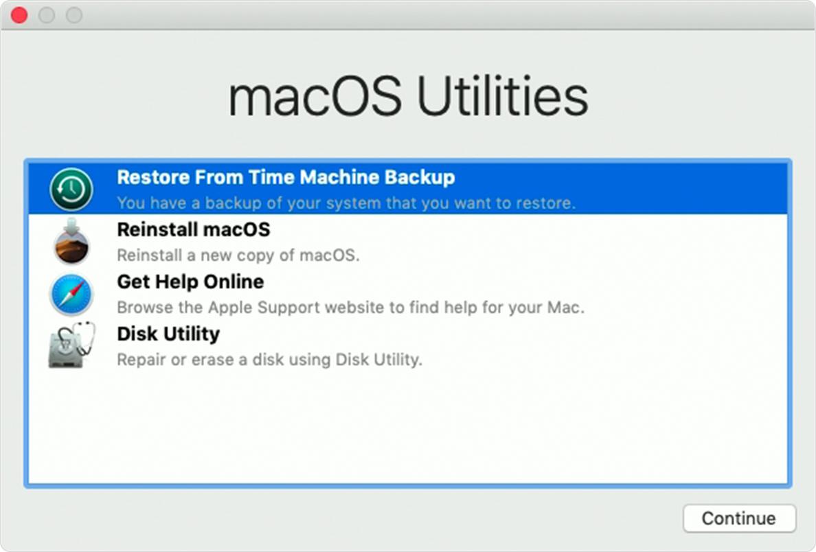 Mac 时间机器 Time Machine 备份速度太慢的解决方法 (加速备份命令)