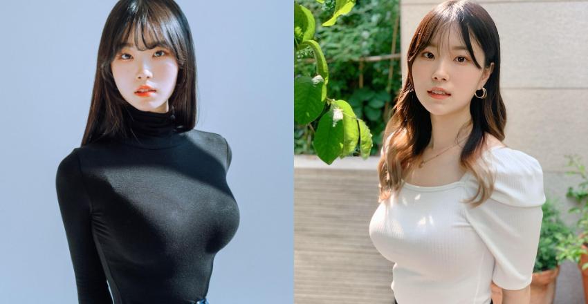 白的好还是黑的好?「巨模特儿」快把发热衣撑坏浑圆形状遮不住-新图包