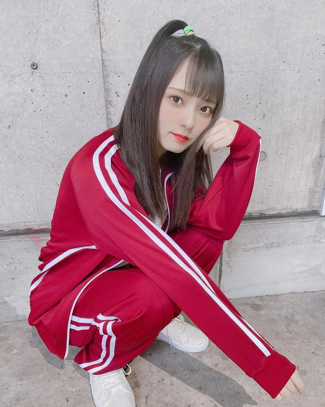 梦幻美少女「水野舞菜」绝美甜笑萌翻粉丝果然可爱即是正义啊!-新图包