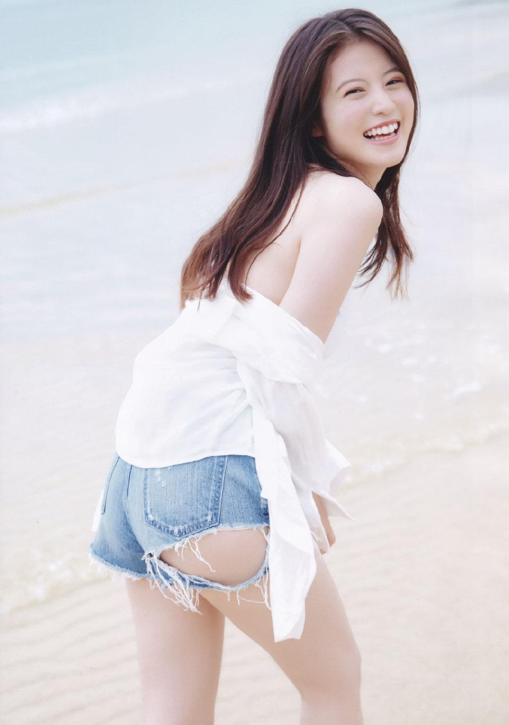 比基尼福利!《半泽直树》日剧新女神「今田美樱」甜美脸蛋下「身材好汹涌」!