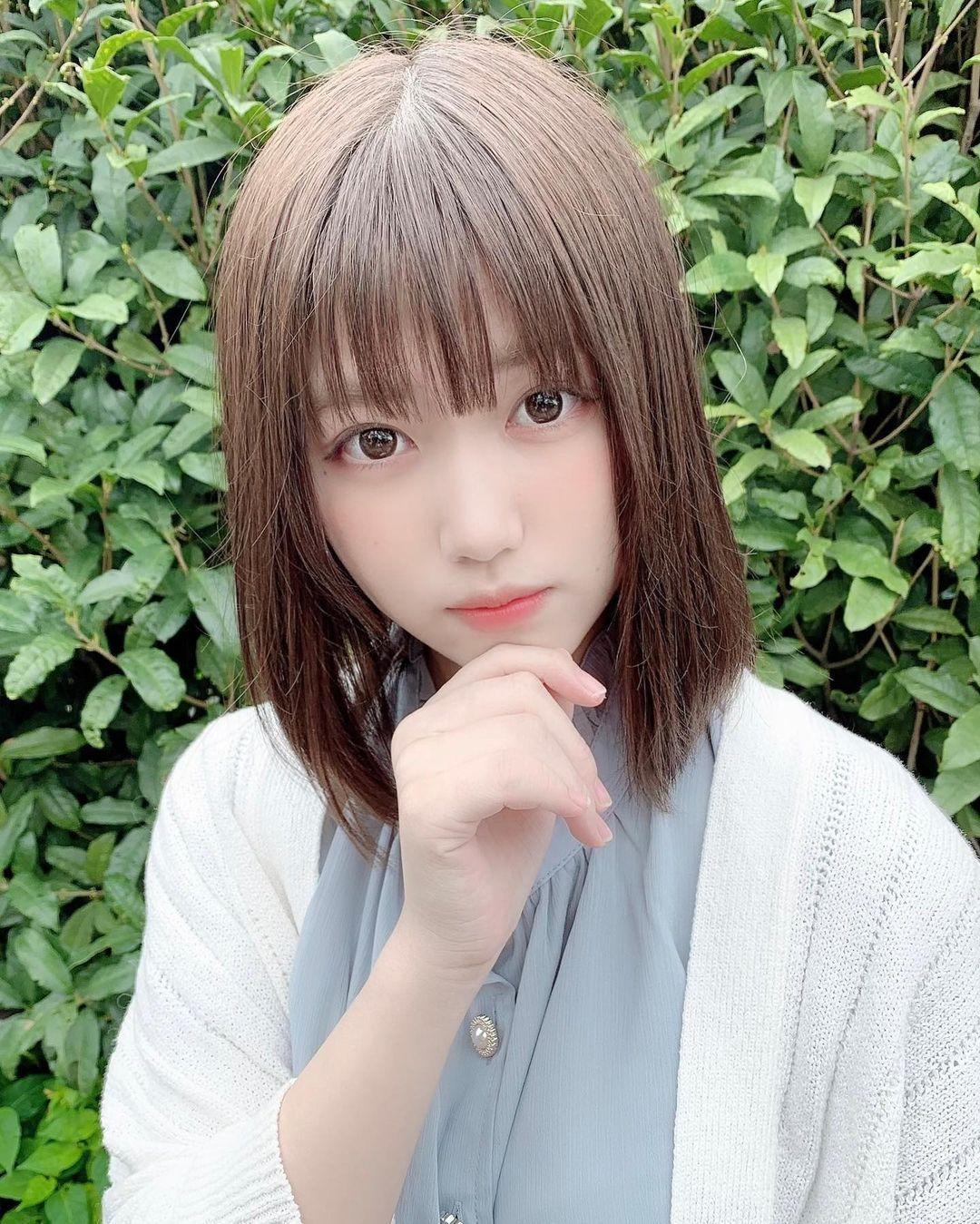 【喵妹】仙女高中生「KAREN」甜美外型仿佛二次元走出来浑身散发「空灵气质」梦幻程度满分