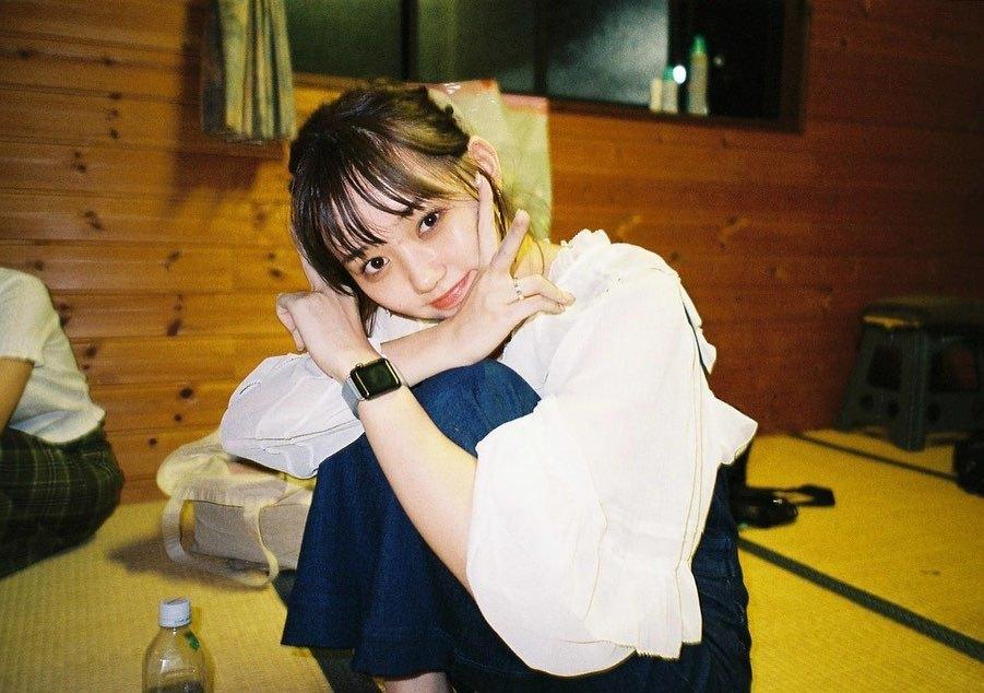 史上最可爱国中生江野沢爱美长大了.不只甜美笑容依旧,空灵气质更是疗愈人心 网络美女 第17张