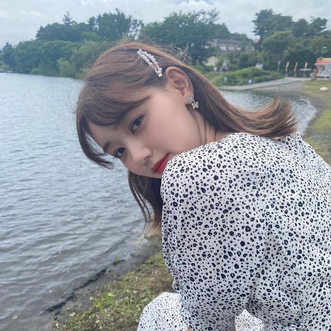 史上最可爱国中生江野沢爱美长大了.不只甜美笑容依旧,空灵气质更是疗愈人心 网络美女 第28张