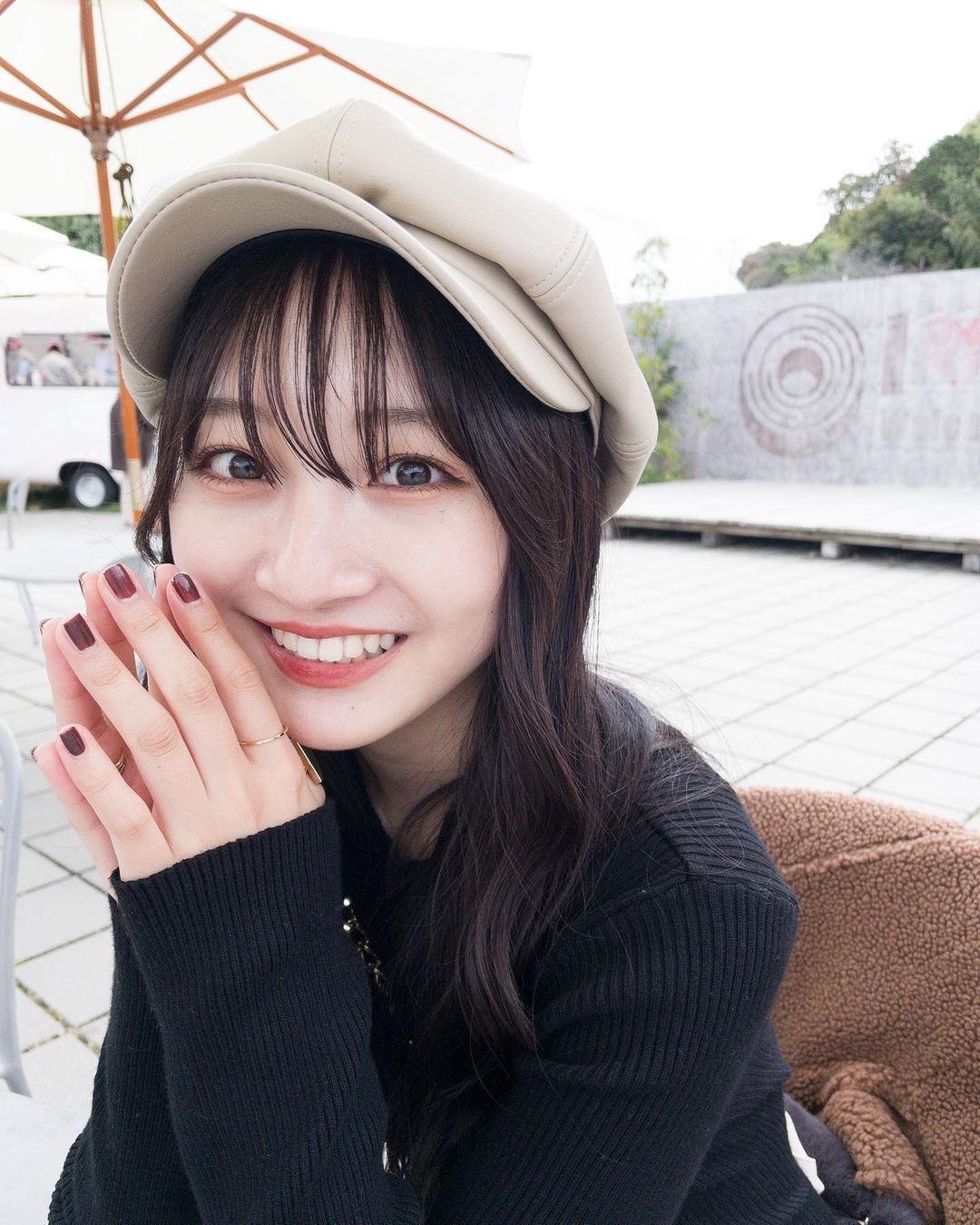 NMB48次世代王牌山本彩加引退转当护理师超暖原因让人更爱她了 网络美女 第10张