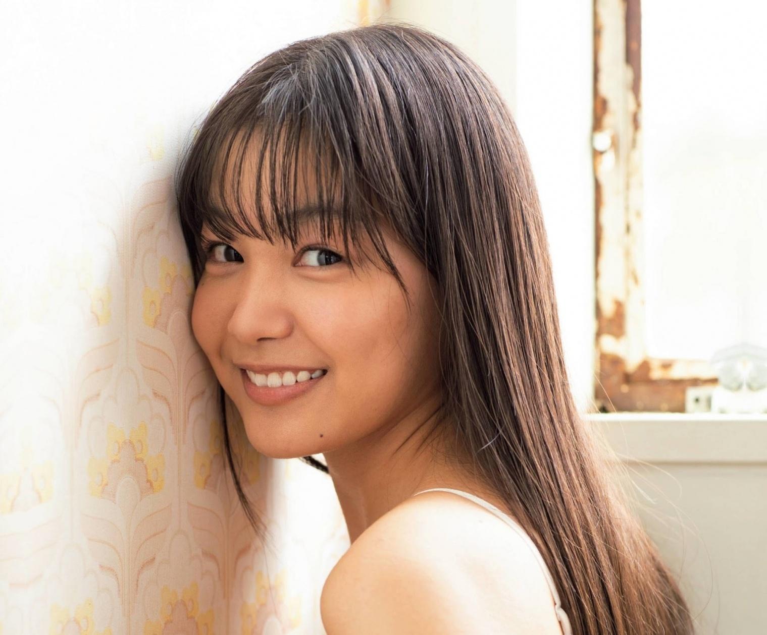 仙女系正妹「吉泽遥奈」甜美笑颜女友感爆棚全身散发「空灵气质」美到有点不真实