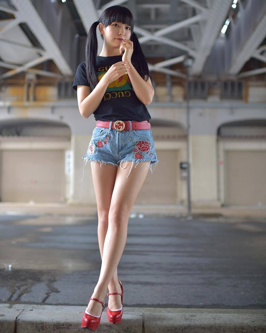 腿控必看.女体摄影师《ペム太》用镜头捕捉每一双不容错过的各种美腿. 养眼图片 第2张