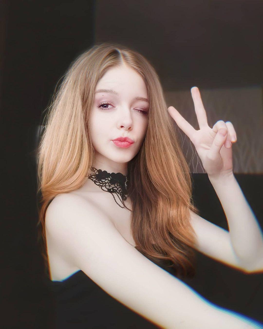 俄罗斯美女Lidia仿若童话世界精灵 纤纤曼妙身姿