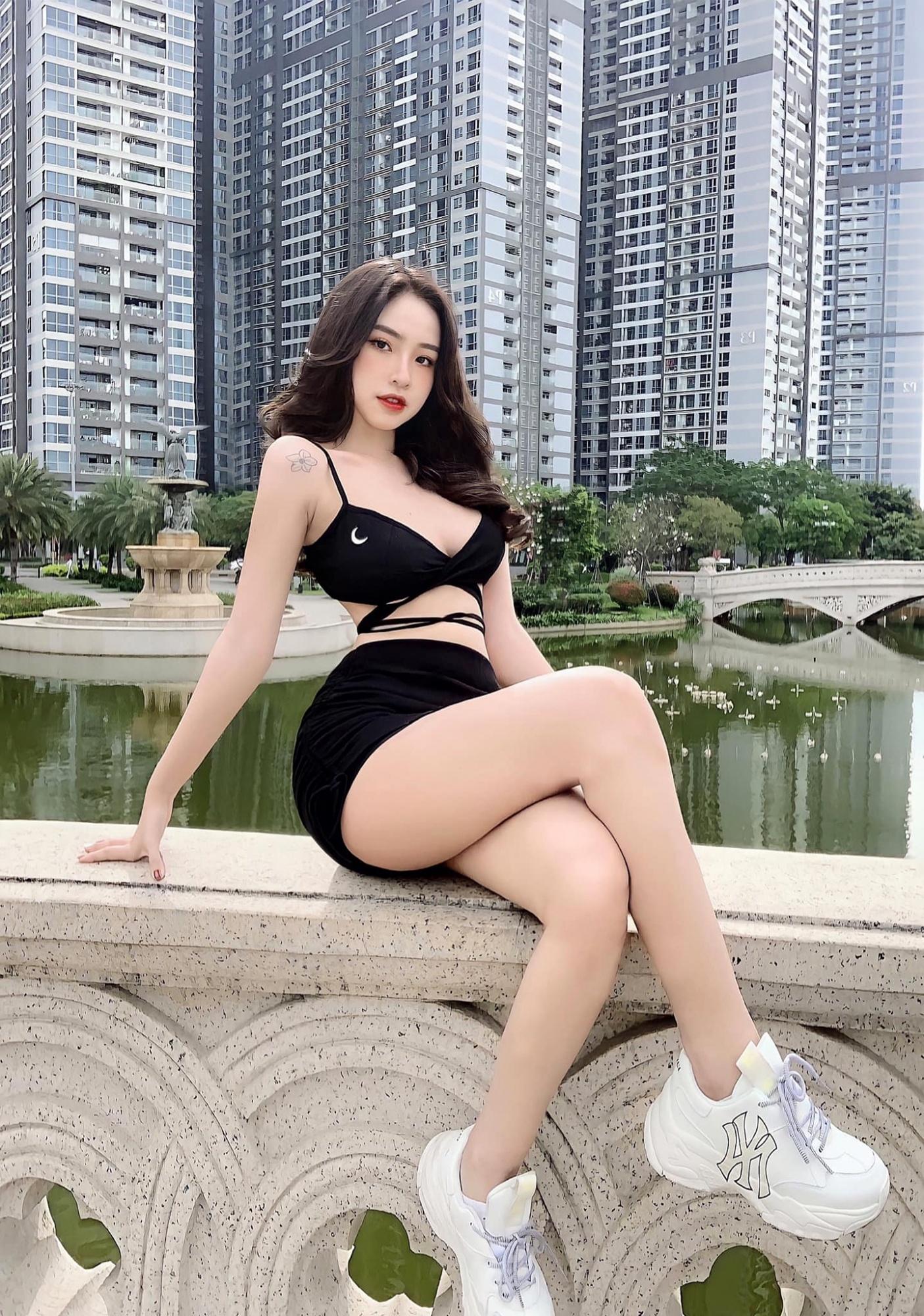 越南网红DDanh(Vân Anh Nguyễn) 明星图片 第3张