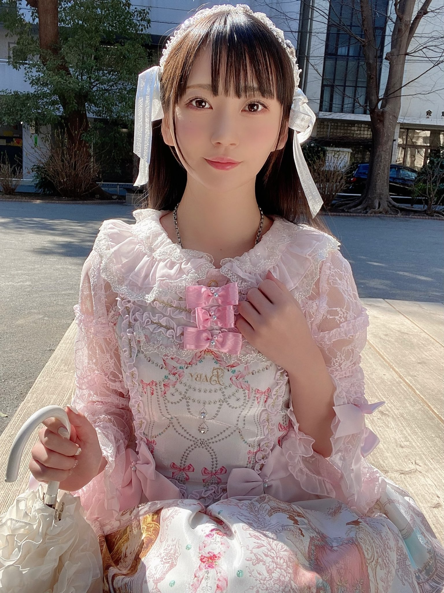 叛逆期学生妹七沢みあ 养眼图片 第5张