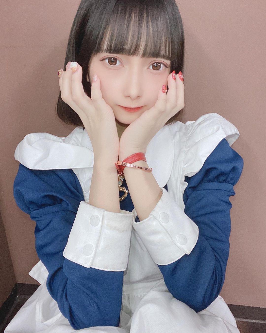 日本少女偶像天使もも写真使出招数 养眼图片 第7张