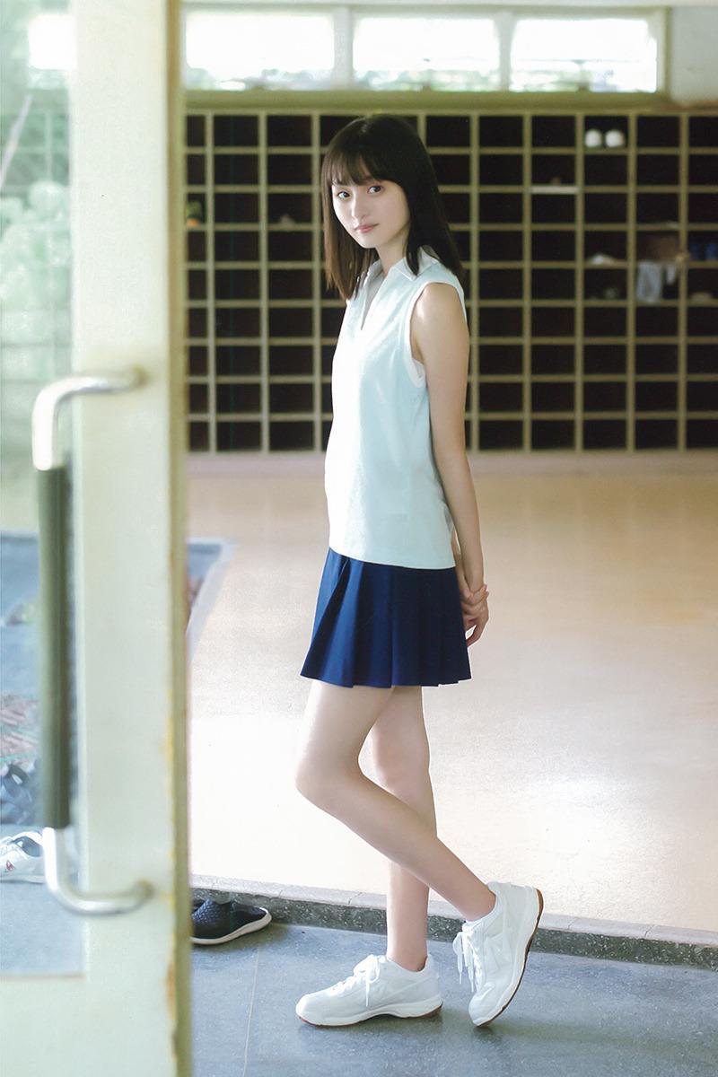 乃木坂46偶像远藤さくら开朗笑颜散发纯真气息 网络美女 第18张