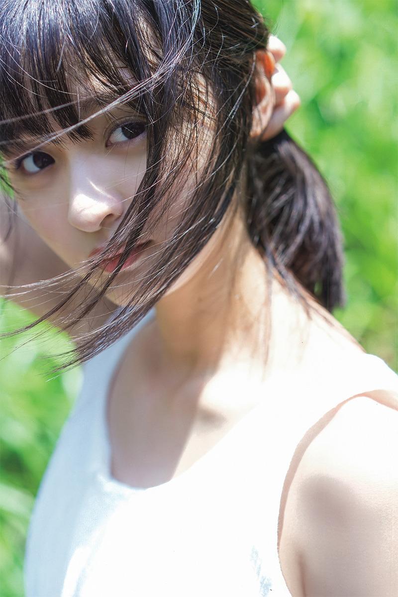 乃木坂46偶像远藤さくら开朗笑颜散发纯真气息 网络美女 第21张