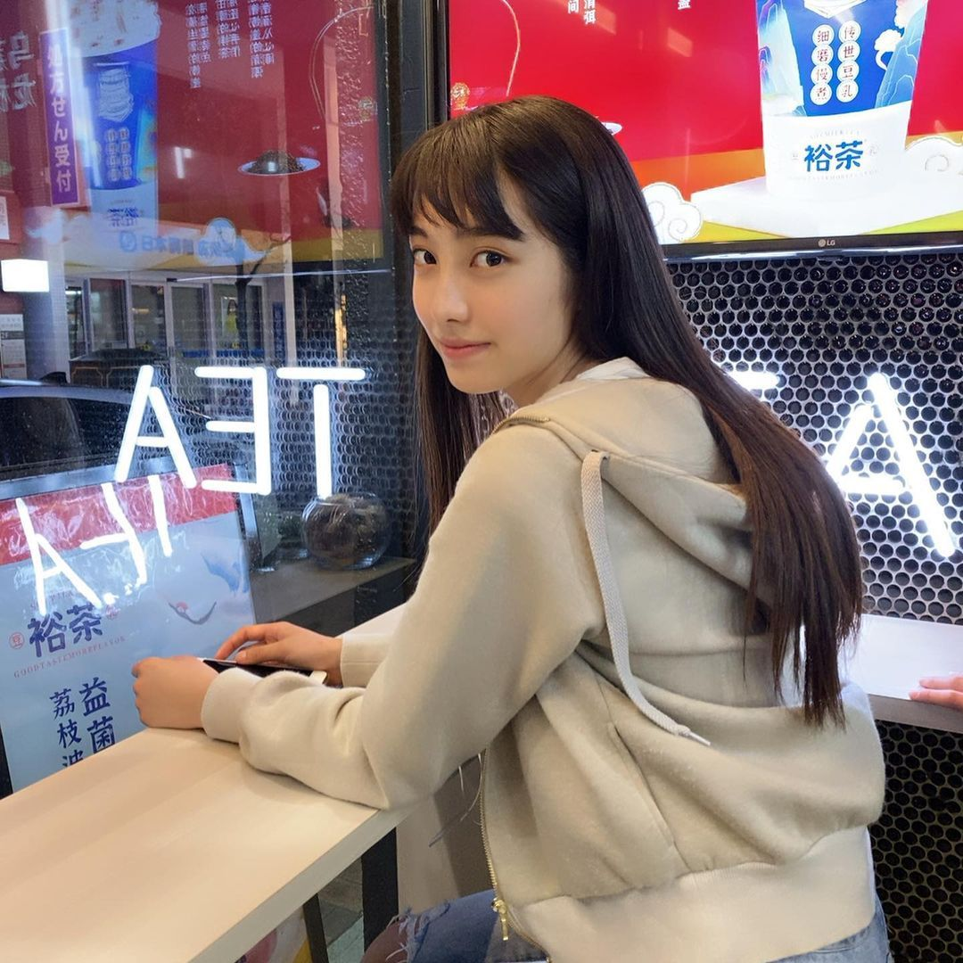 日本最可爱15岁「福田ルミカ」比基尼泳装如天使般 养眼图片 第8张