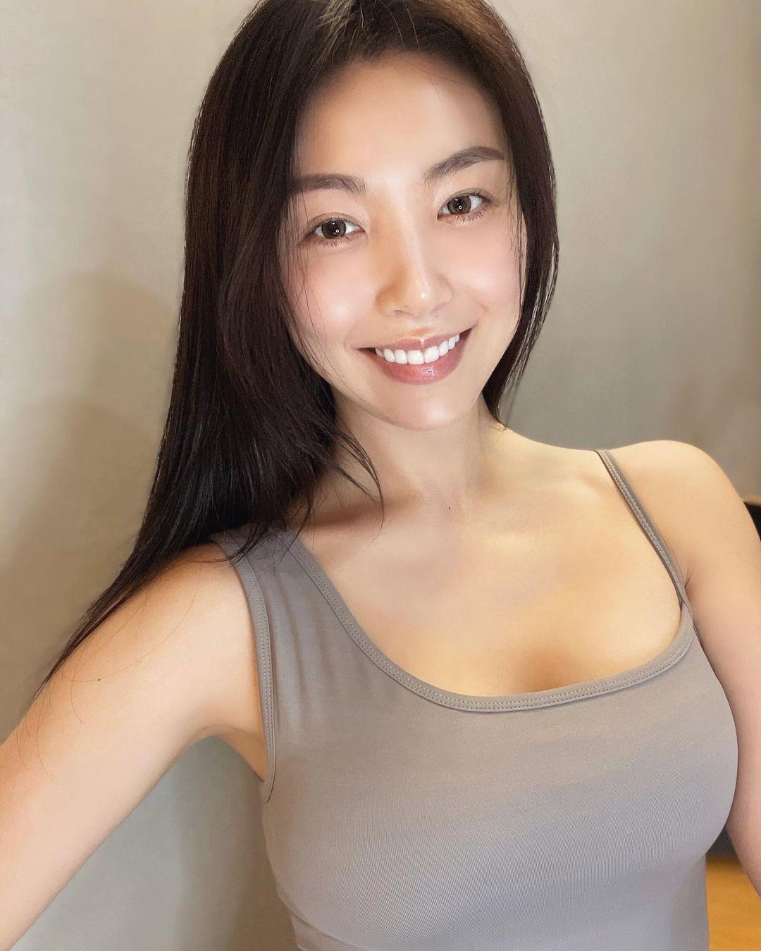 选美比赛常胜军.171 cm 韩国小姐Sewhee 清新气质+E身材让人恋爱 网络美女 第4张