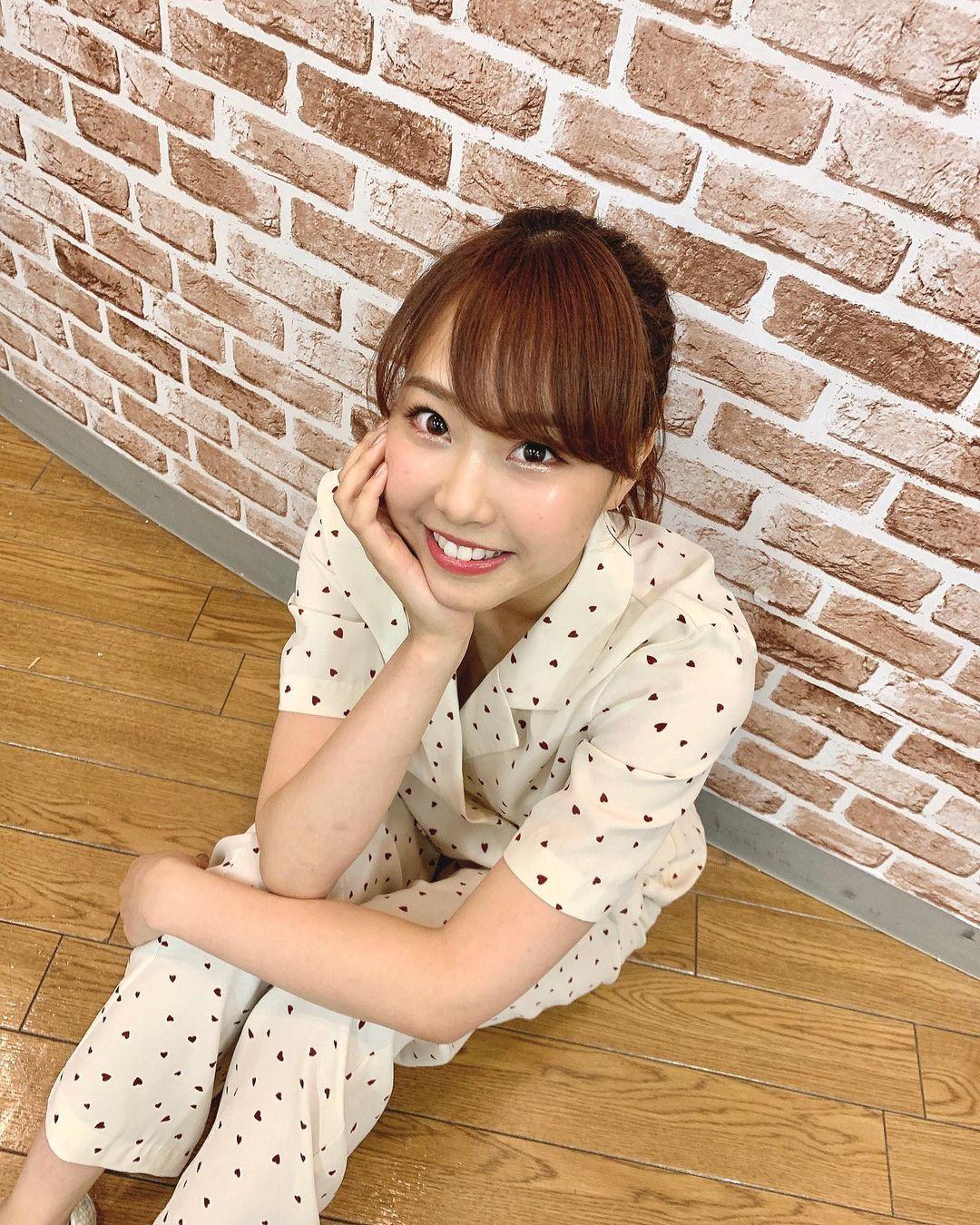 NMB48肉系偶像「加藤夕夏」肉感十足,邻家女孩感好亲近!-新图包