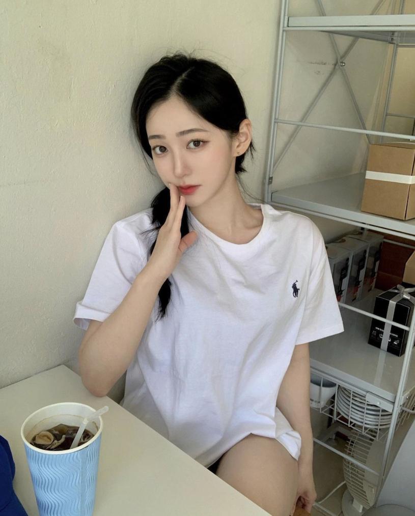 完美气质的口罩小甜是位韩国的网红美女(3) 福利吧 热图3