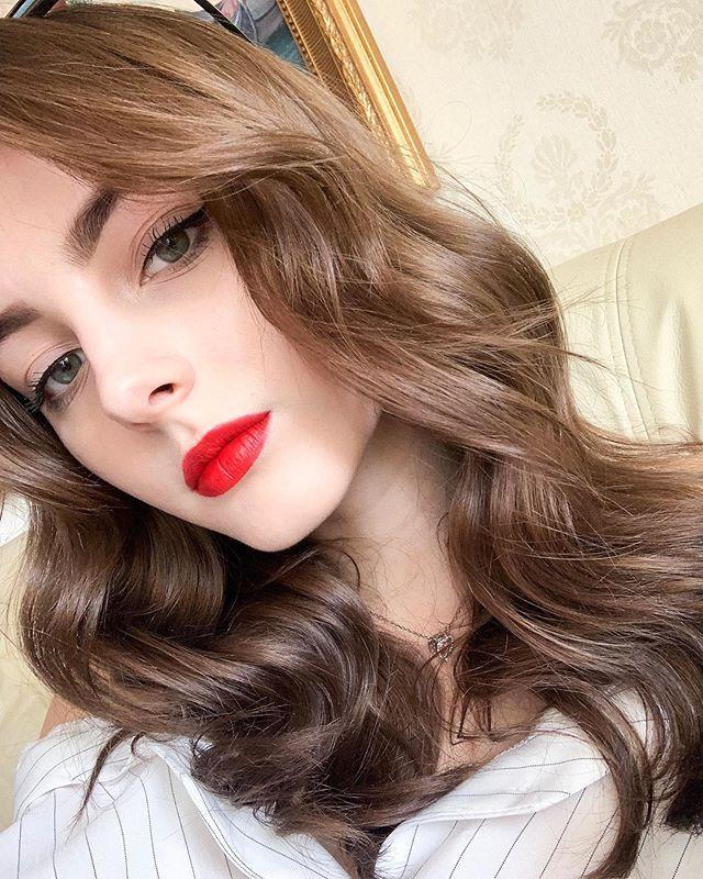 [正妹]完美比例天使脸孔[白俄罗斯女模]内衣广告网友直呼好仙 养眼图片 第32张