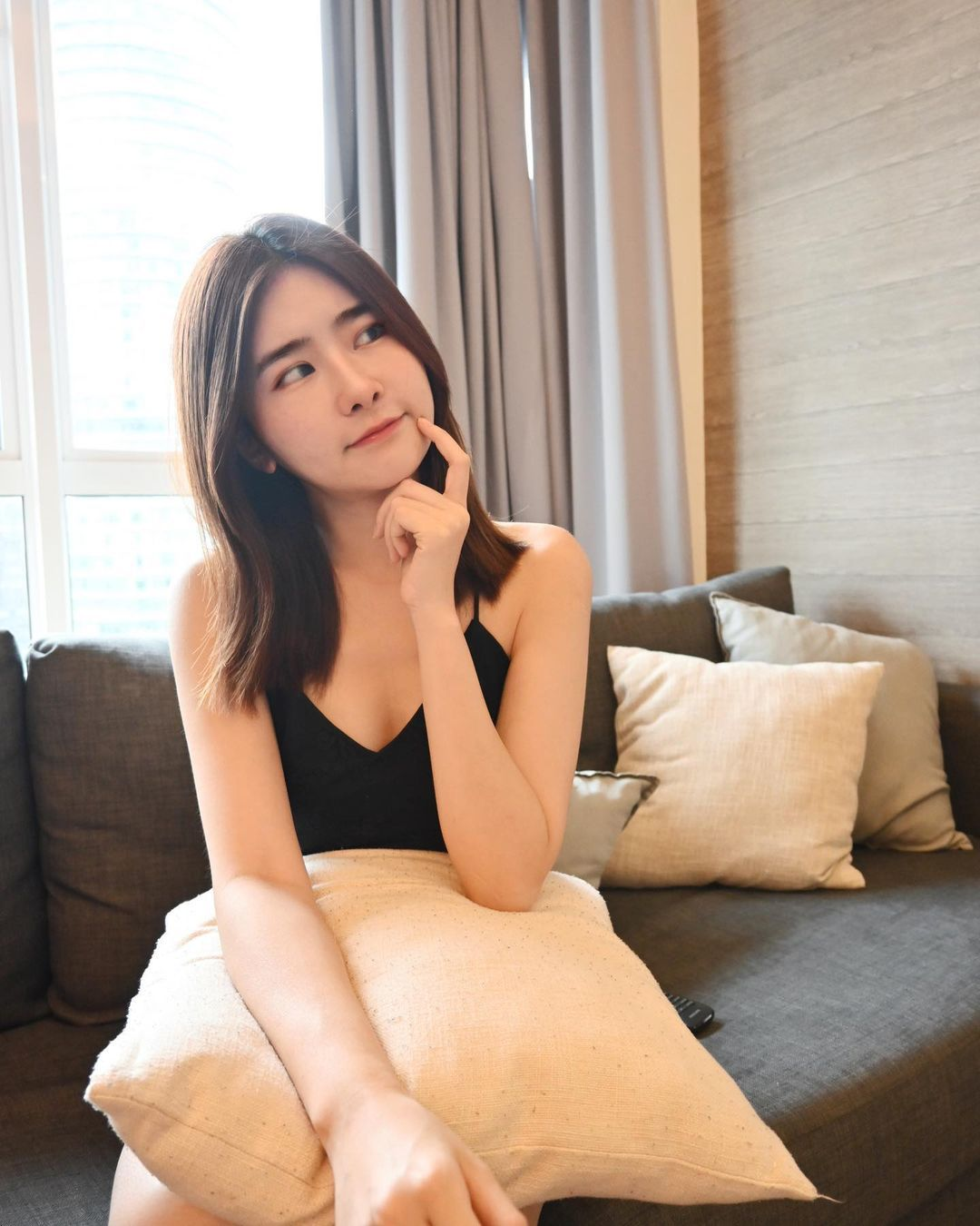 蔡昀希清新气质美女宛如仙女下凡 网络美女 第11张