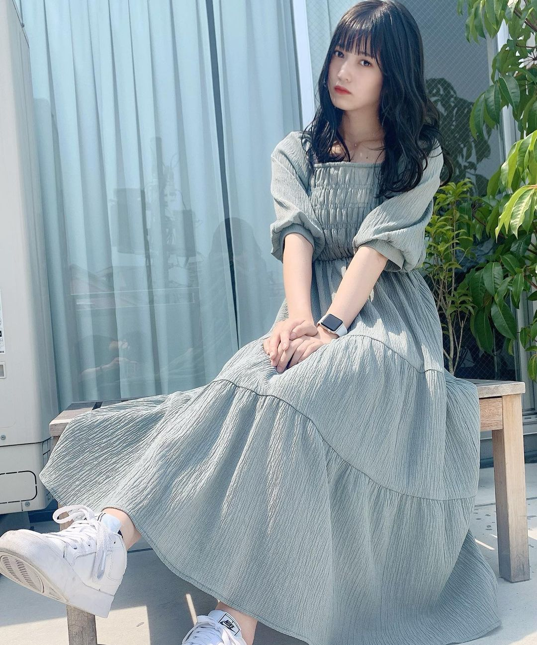 青春妹子无限18岁黑嵜菜菜子长得可爱 网络美女 第5张