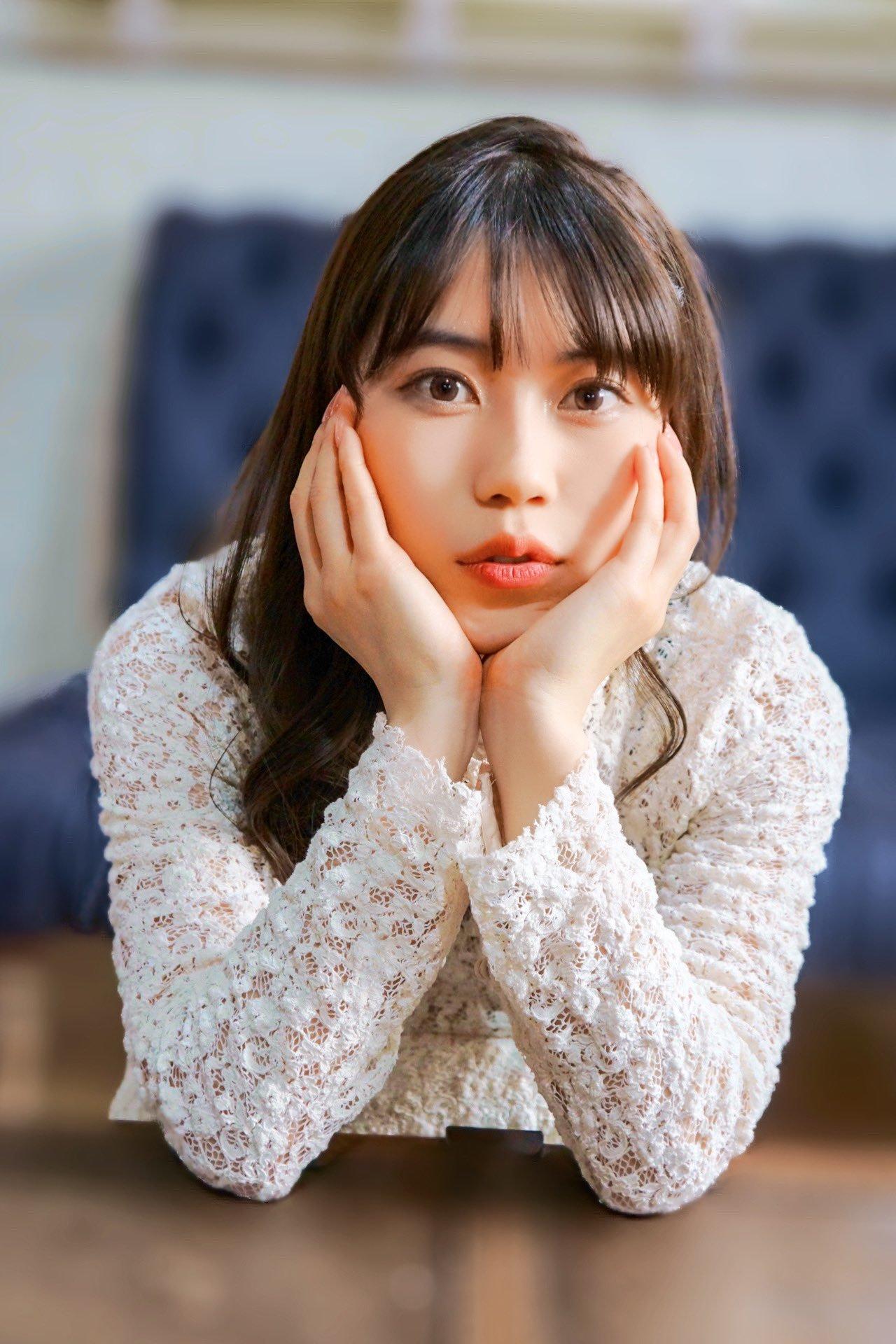 建筑系写真妹「伊织いお」,超狂饱满抢镜,难怪是写真超新星啊!