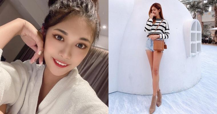 好狂的长腿!178 cm 辣模Sunny 晒旧照:有人是因为这张照片追踪我的吗?