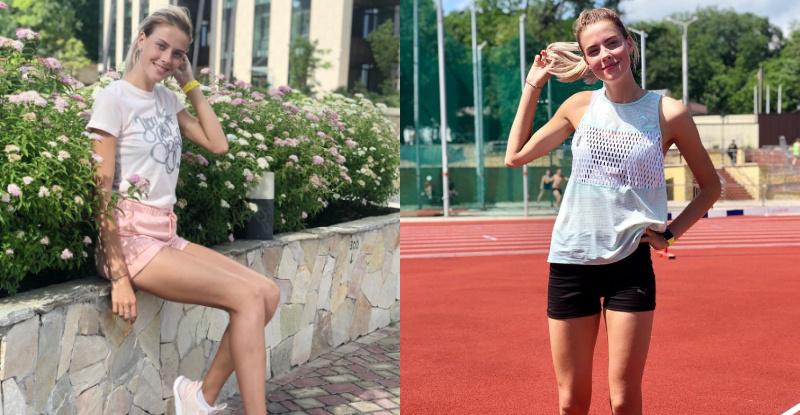 [东奥正妹]乌克兰跳高美少女刷新世界纪录 修长美腿有着绝对优势 养眼图片 第1张