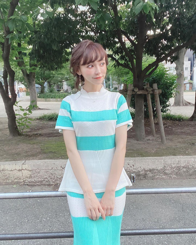 150cm甜美正妹是现役药剂师 网友光看就恋爱 美女动图 第15张
