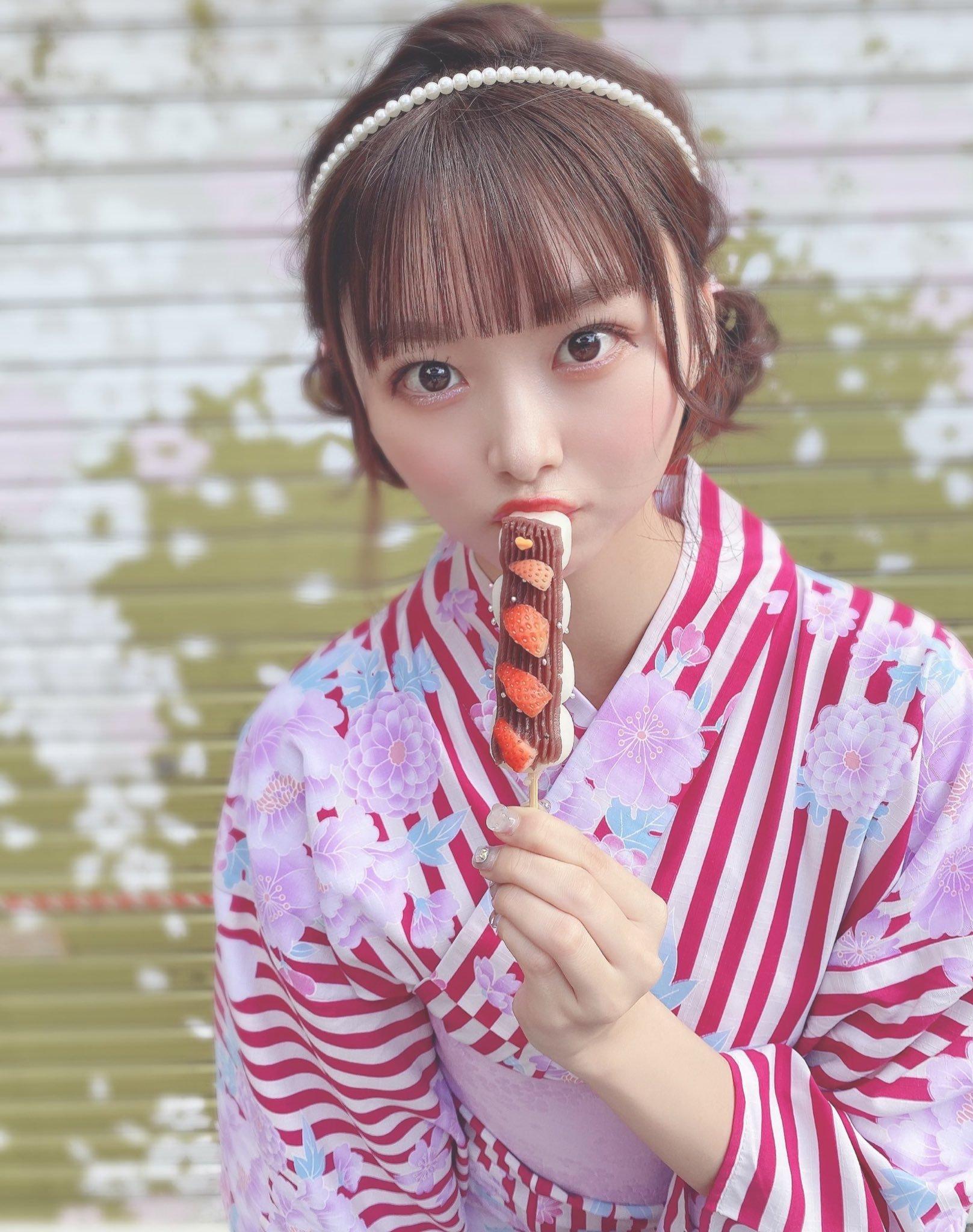 【深夜】前AKB48成员「达家真姫宝」-itotii