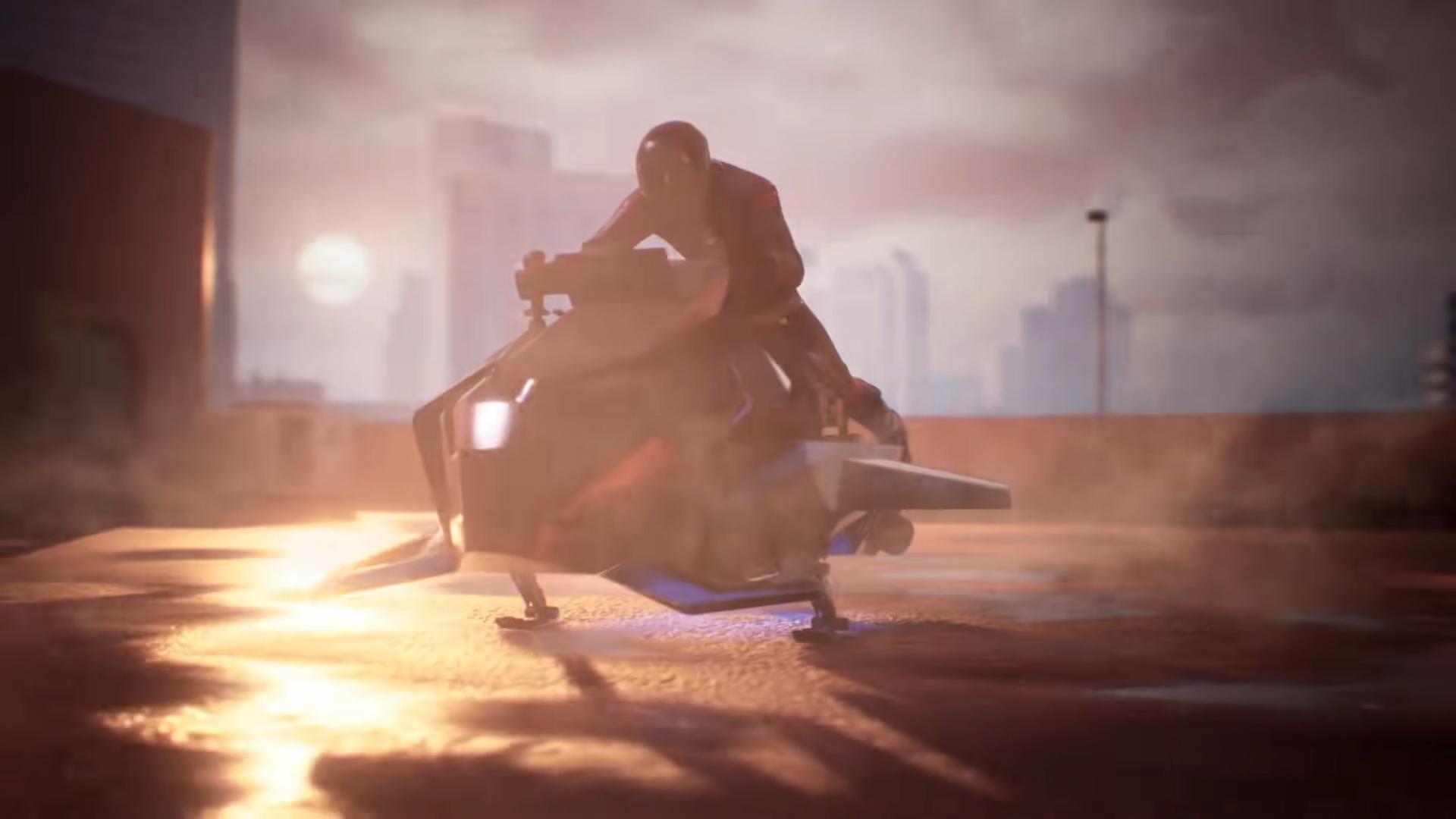 实现科幻梦!全球首卖《会飞行的喷射摩托车》就连售价都让你惊叹不已!-itotii