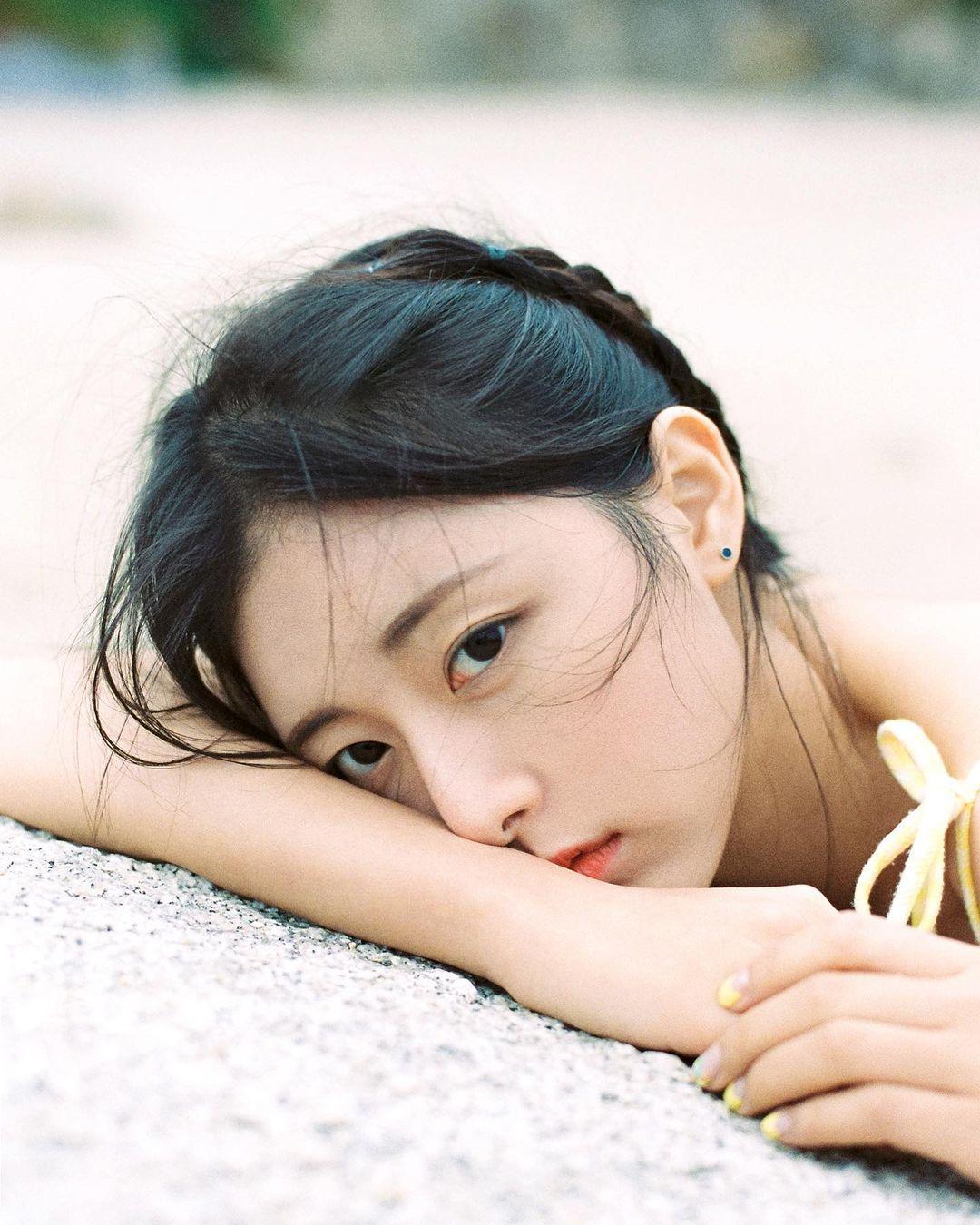 韩国素人正妹「李书贤」一次代言就爆红!超清纯系脸蛋堪比「国民初恋」!