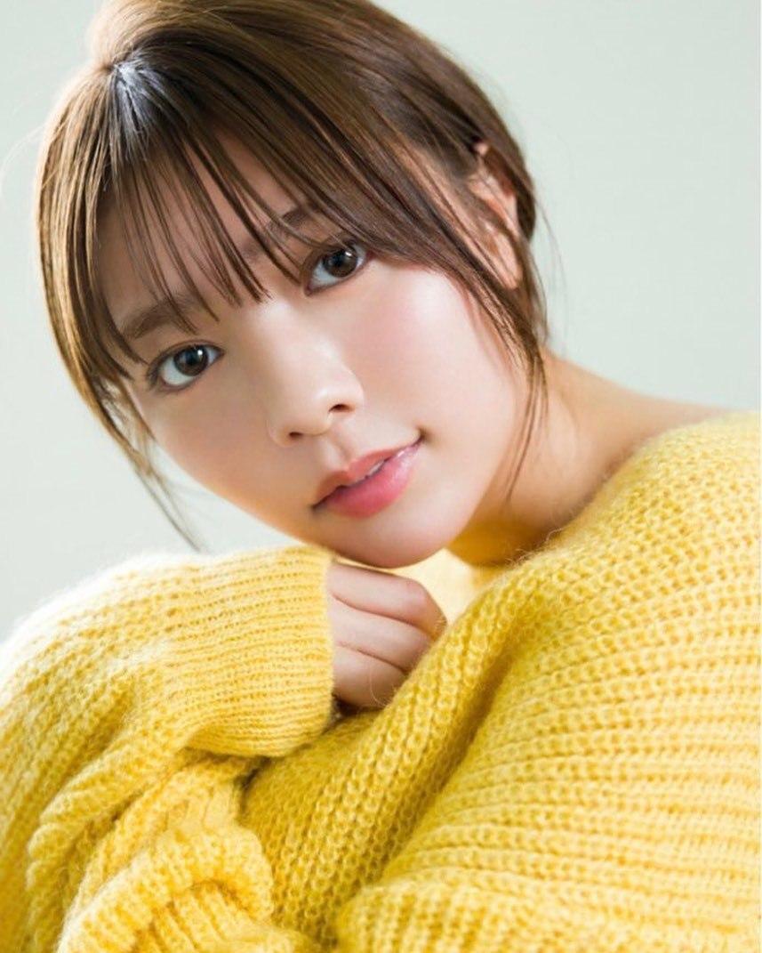 清纯美少女川津明日香日本知名模特儿兼女演员 网络美女 第11张