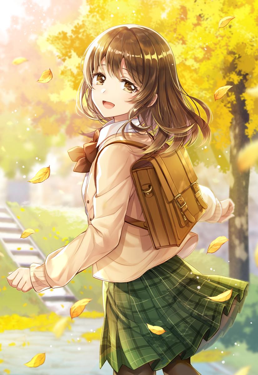 【P站画师】选一个女朋友吧!日本画师mono的插画作品- ACG17.COM