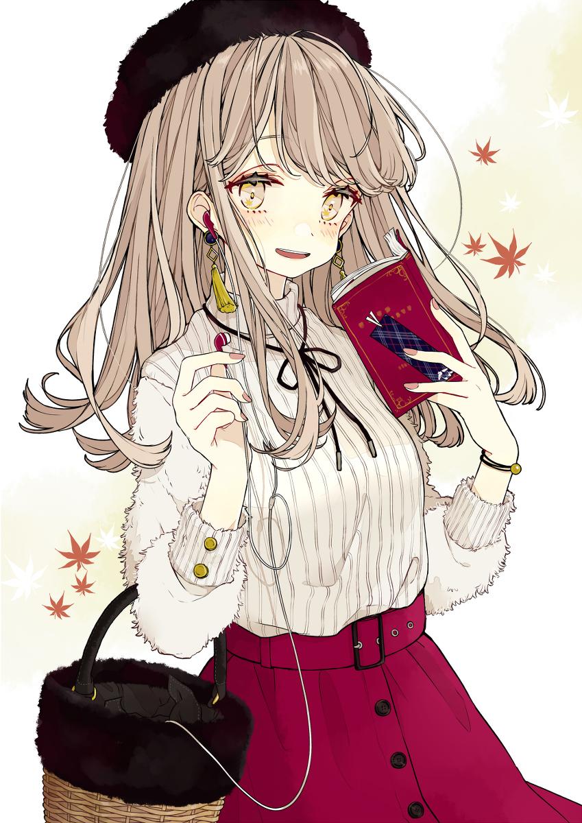 【P站画师】简单的可爱女孩!日本画师赤倉的插画作品