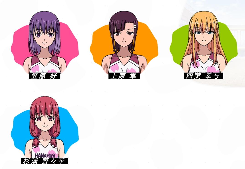 漫画《攀岩! - Sport Climbing Girls -》TV动画化,声优名单公开- ACG17.COM