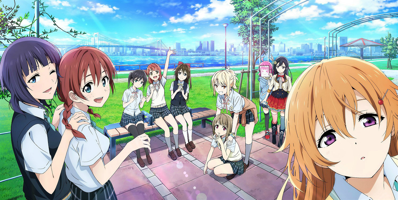 TV动画《LoveLive!虹咲学园学园偶像同好会》PV公开,10月3日开播-
