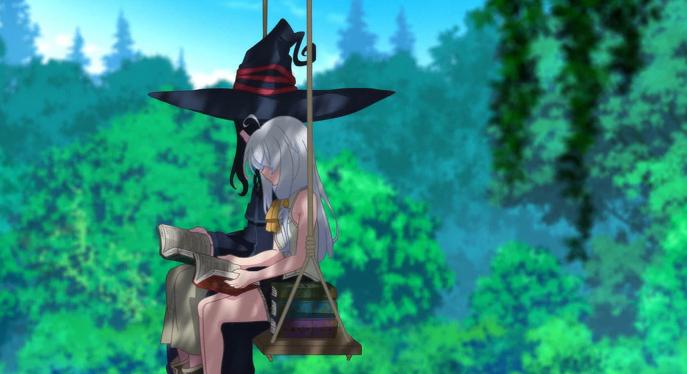 TV动画《魔女之旅》第一行预告公开,10.2日开播-