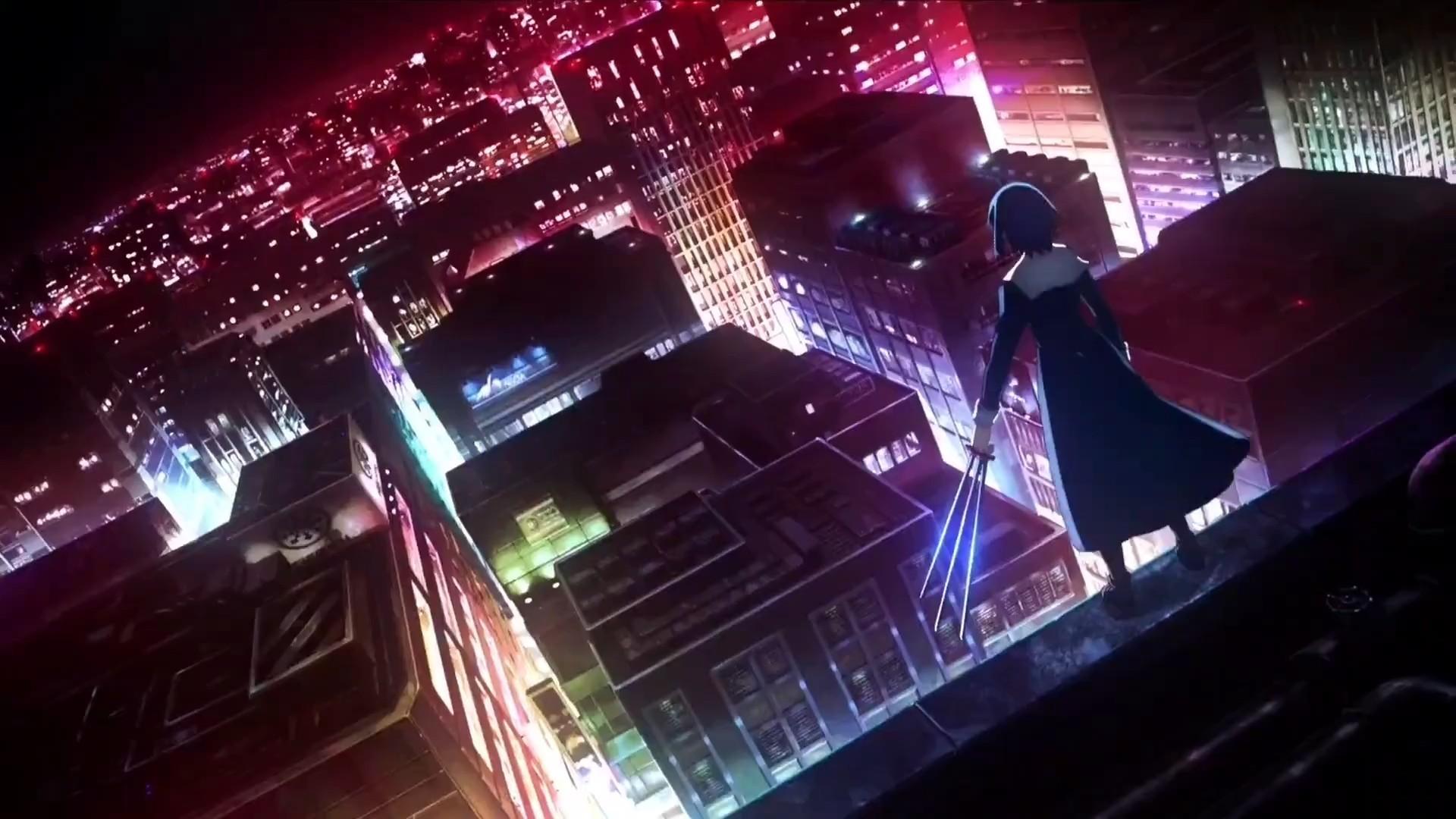 TYPE-MOON《月姫》重制版片头动画公开,B站UP主自制动画《魔法使之夜》发布-