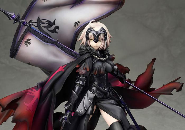 【手办】黑丝美腿《Fate/Grand Order》黑贞德 Avenger手办 开始预定- ACG17.COM