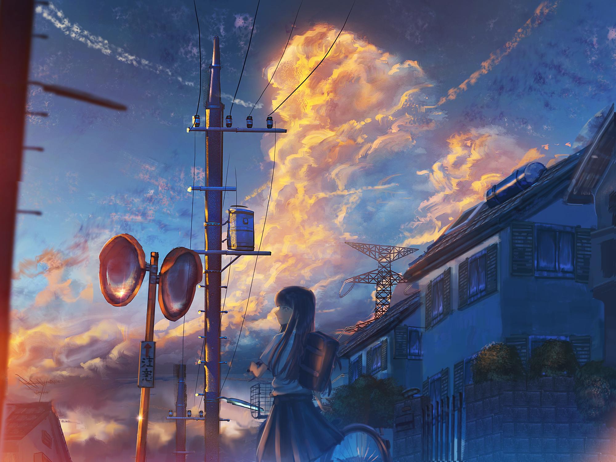 【P站画师】日本画师ナコモ的插画作品- ACG17.COM