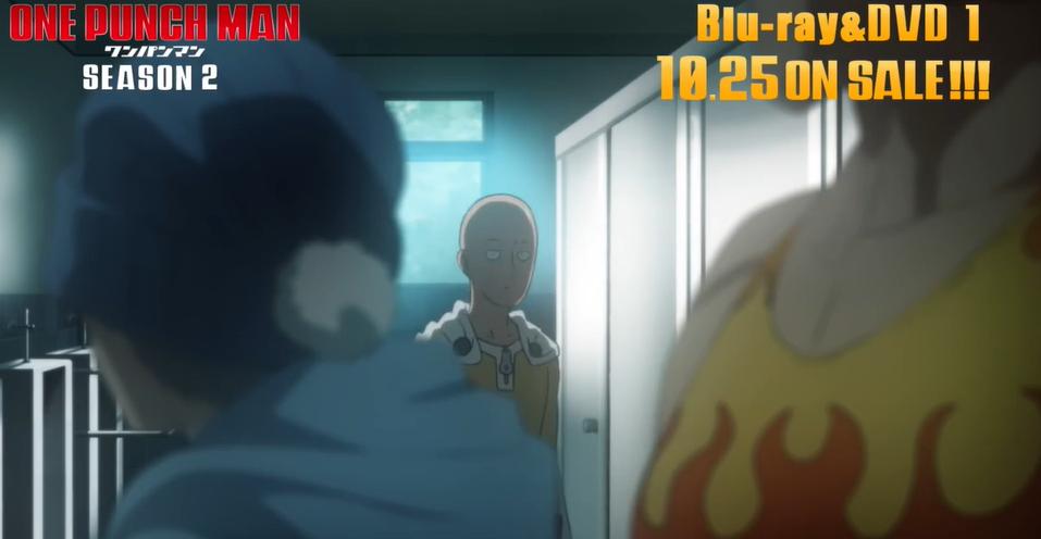 《一拳超人》原创剧情OVA《埼玉与一般般的能力者们》开头部分影像公开,10月25日发售动漫快讯,动漫文章动漫快讯