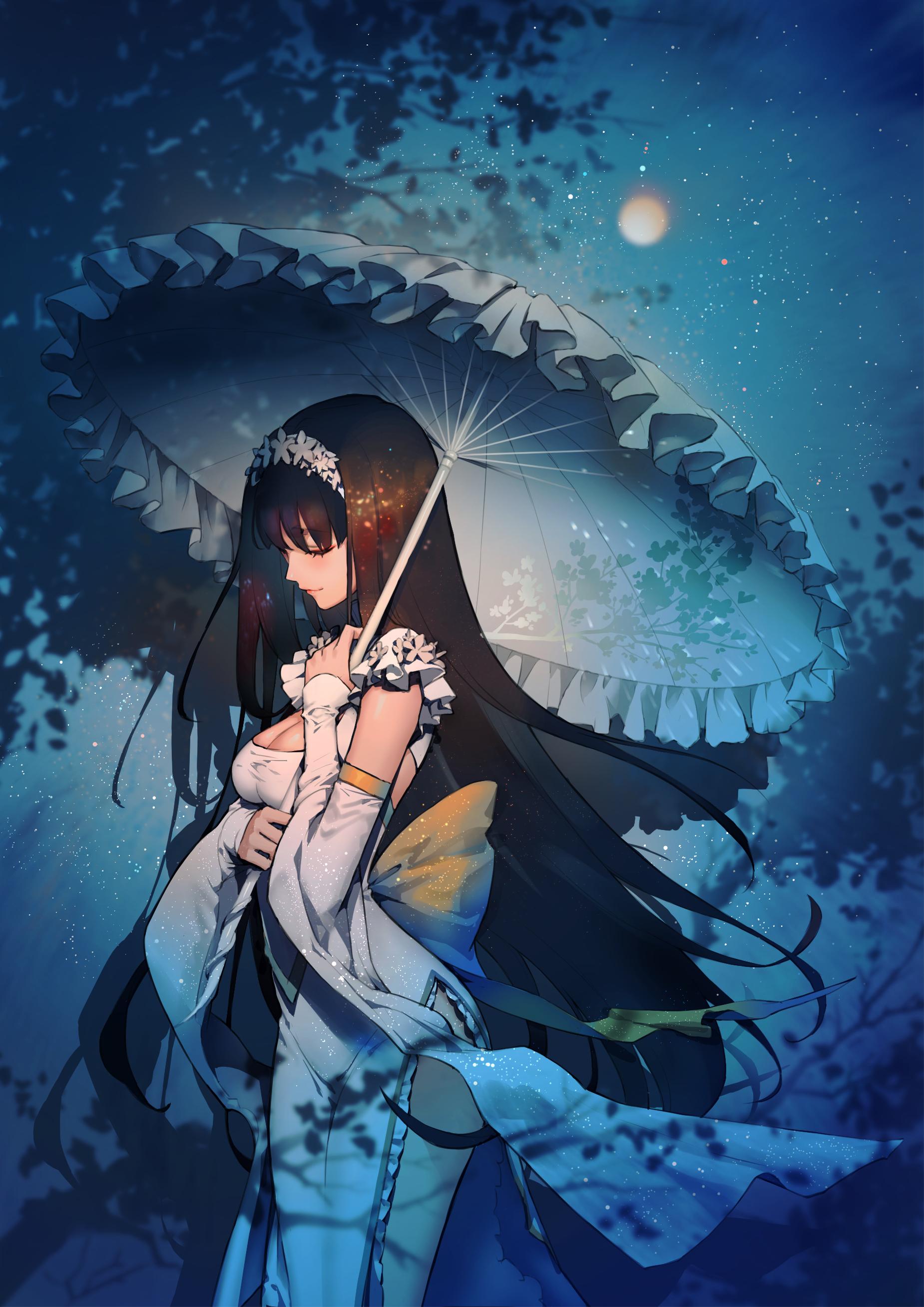 【初音未来】中秋节壁纸,公主殿下赛高_图片 No.14