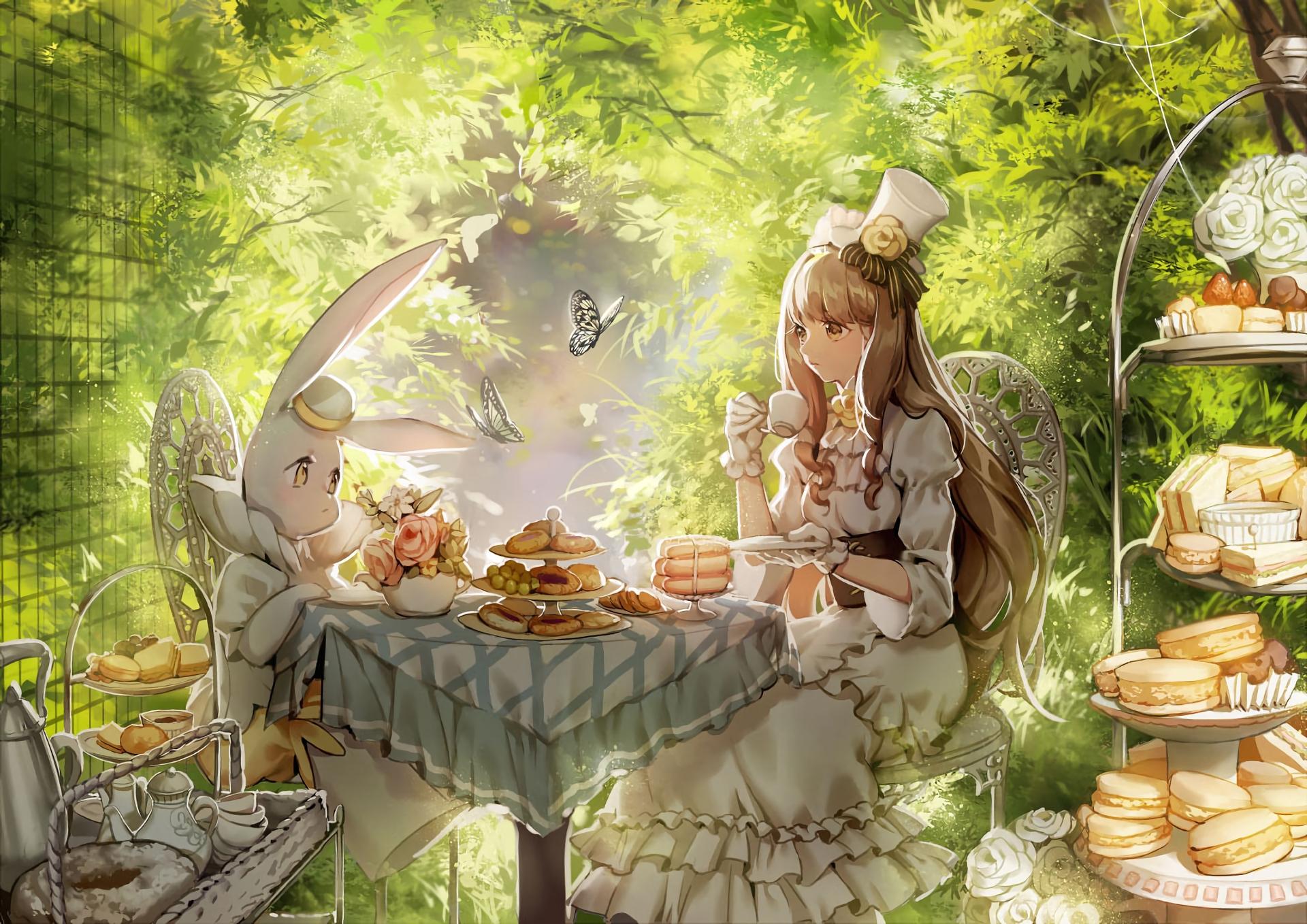【P站画师】日本画师Nyanko-sensei的插画作品