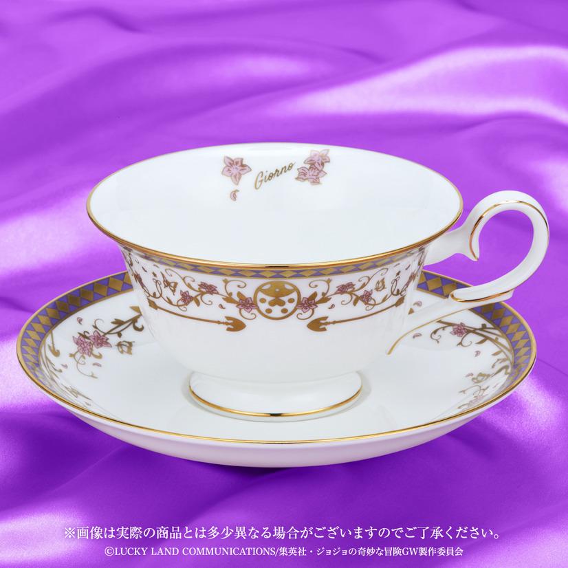 来杯阿帕茶吗?《JOJO 的奇妙冒险 黄金之风》角色茶杯套组登场- ACG17.COM