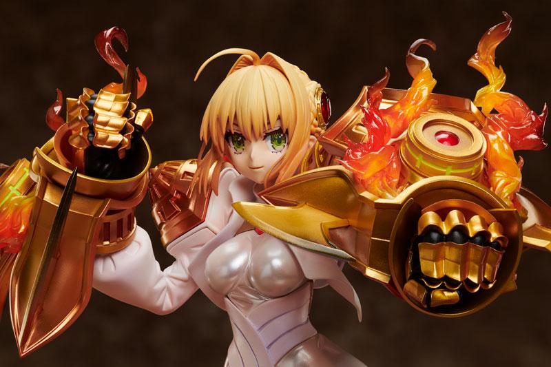 【手办】真红情绪的暴君皇帝登场《Fate/EXTELLA》尼禄 手办开定- ACG17.COM