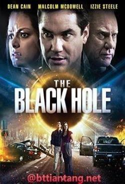 黑洞的海报