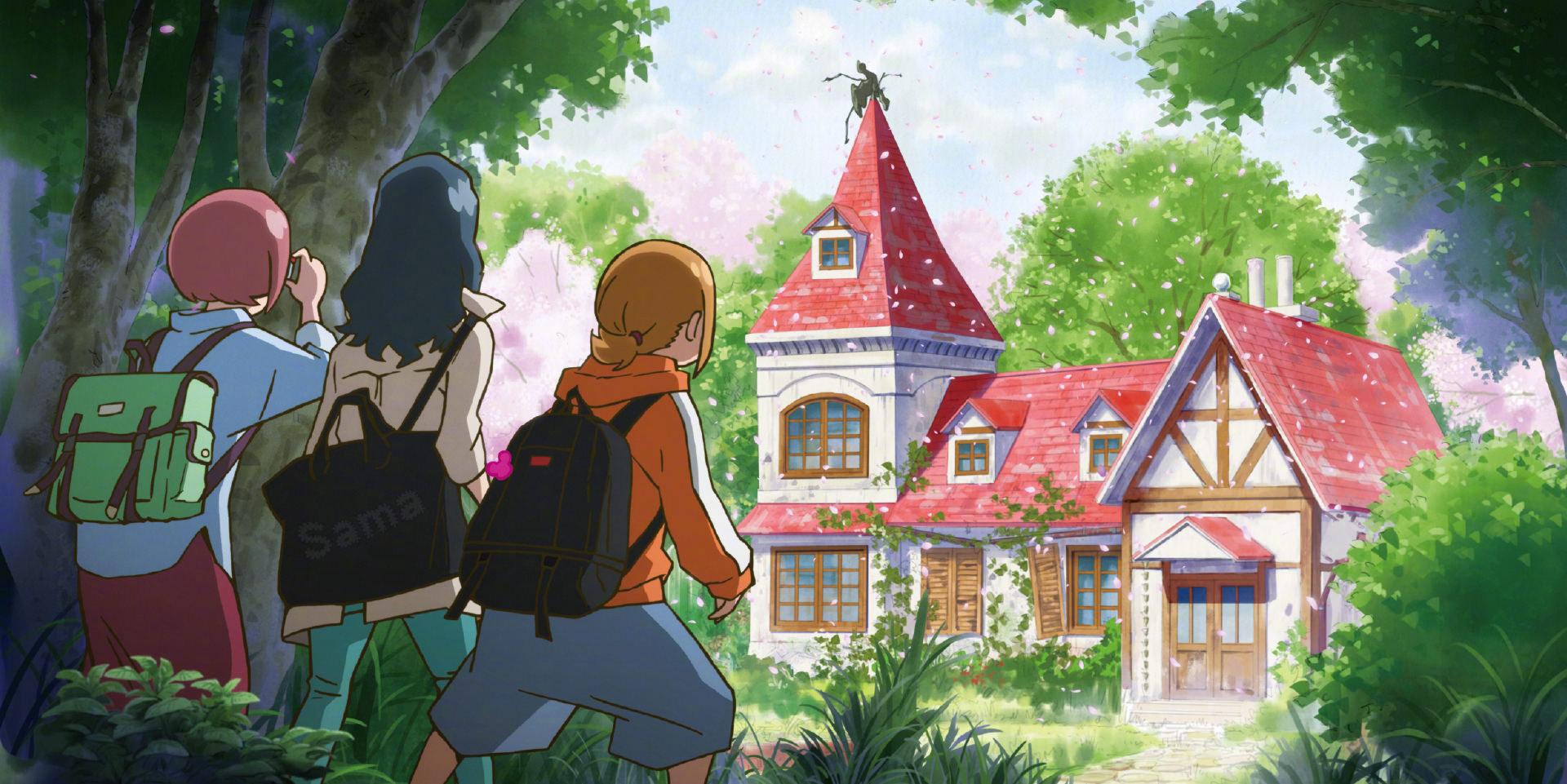 小魔女doremi长大后_《小魔女DoReMi》20周年纪念电影,「寻找见习魔女」设定图公开 ...